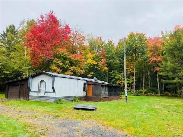 7808 Stony Lake Road, Watson, NY 13343 (MLS #S1370652) :: Serota Real Estate LLC
