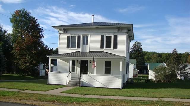 46 Clark Street, Parishville, NY 13672 (MLS #S1370694) :: Serota Real Estate LLC