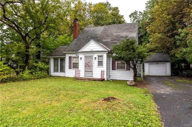 313 Thayer Street, Syracuse, NY 13210 (MLS #S1370827) :: Serota Real Estate LLC