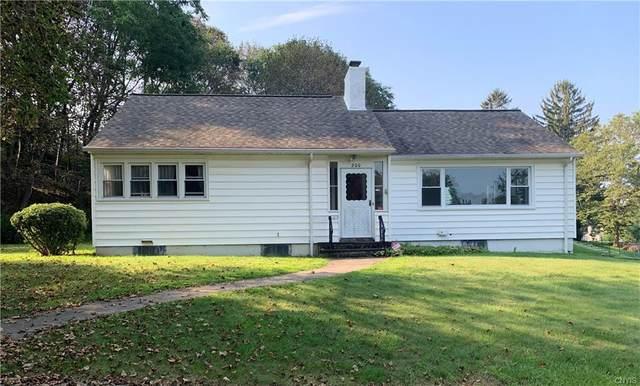 200 Sherbourne Road, Syracuse, NY 13224 (MLS #S1370837) :: Serota Real Estate LLC