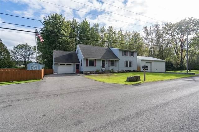 6486 Badgley Road, Dewitt, NY 13057 (MLS #S1371052) :: MyTown Realty