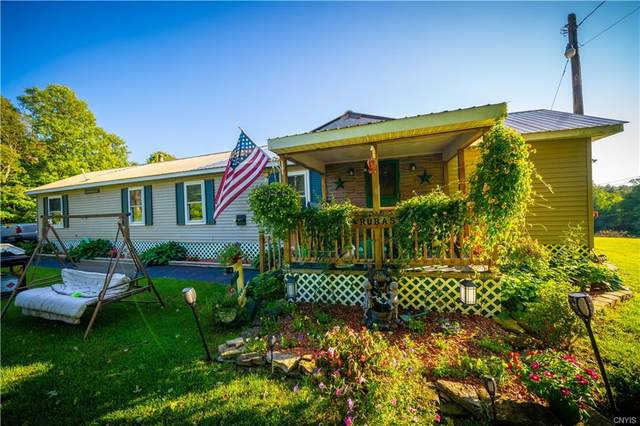 7215 State Highway 29, Oppenheim, NY 13329 (MLS #S1371187) :: BridgeView Real Estate