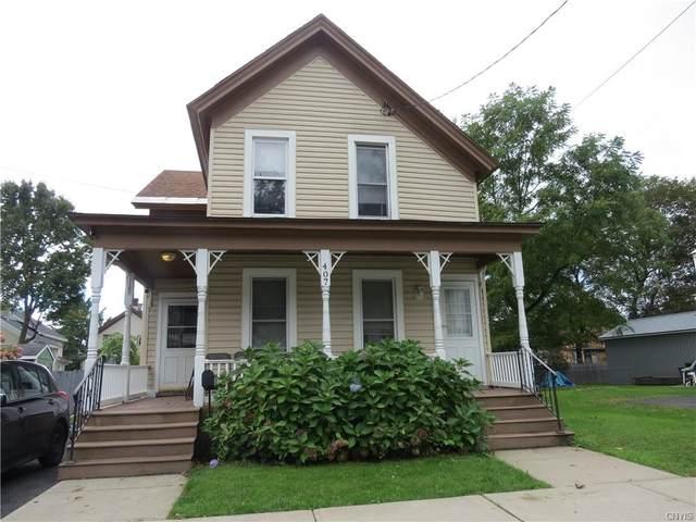 407 William Street, Rome-Inside, NY 13440 (MLS #S1371331) :: TLC Real Estate LLC
