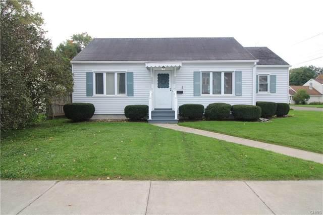 161 Madison St Street, Cortland, NY 13045 (MLS #S1371576) :: Serota Real Estate LLC