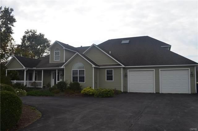 5479 Lake Road, Tully, NY 13159 (MLS #S1371599) :: BridgeView Real Estate