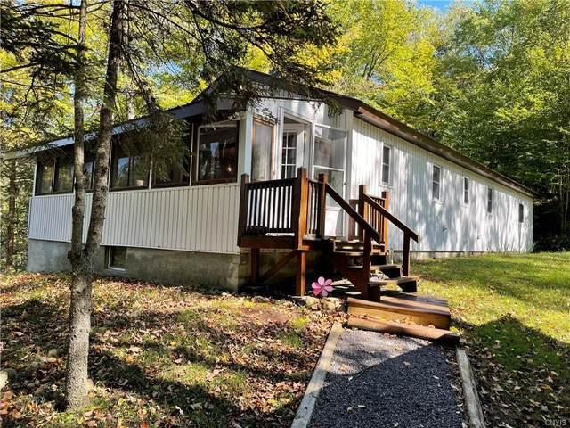7796 Hiawatha Lake Road, Greig, NY 13343 (MLS #S1371612) :: Serota Real Estate LLC