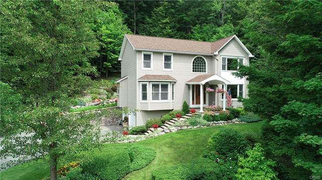 4382 Sagebrush Circle, Pompey, NY 13104 (MLS #S1371711) :: TLC Real Estate LLC
