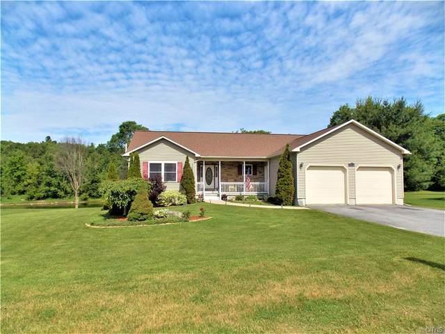 25495 Huntley Lane, Champion, NY 13619 (MLS #S1371806) :: BridgeView Real Estate