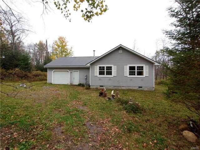 418 Gray Wilmurt Road, Ohio, NY 13324 (MLS #S1371985) :: Serota Real Estate LLC
