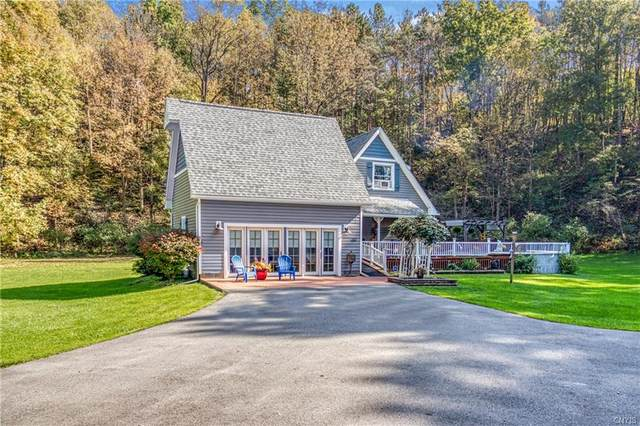 141 Mower Lane, German Flatts, NY 13407 (MLS #S1371992) :: Serota Real Estate LLC
