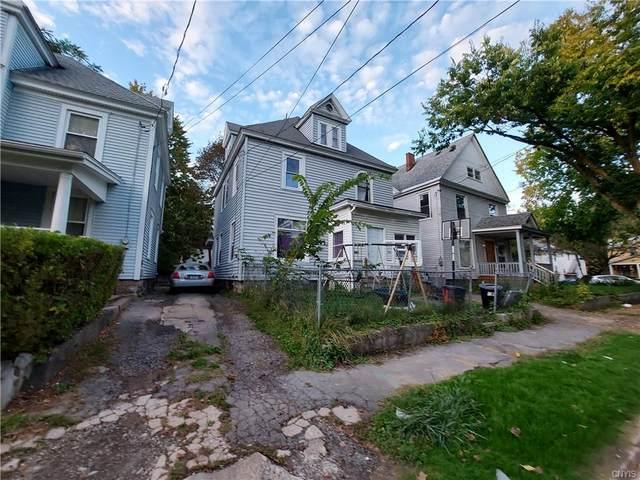 106 Fage Avenue, Syracuse, NY 13205 (MLS #S1371996) :: MyTown Realty