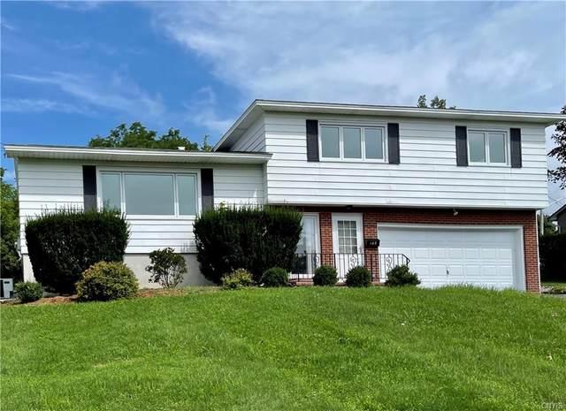 145 Copleigh Drive, Geddes, NY 13209 (MLS #S1372050) :: Serota Real Estate LLC