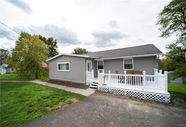 7345 Robinson Road, Throop, NY 13021 (MLS #S1372123) :: Serota Real Estate LLC