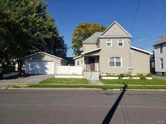 222 Gale Street, Watertown-City, NY 13601 (MLS #S1372128) :: TLC Real Estate LLC