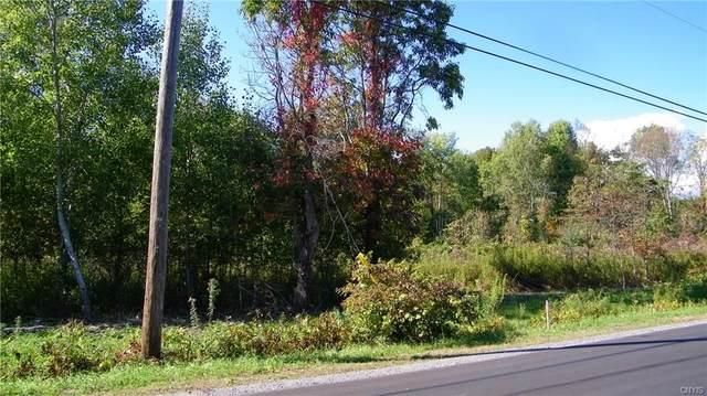 Lot#3 Martin Road, Constantia, NY 13042 (MLS #S1372199) :: Thousand Islands Realty