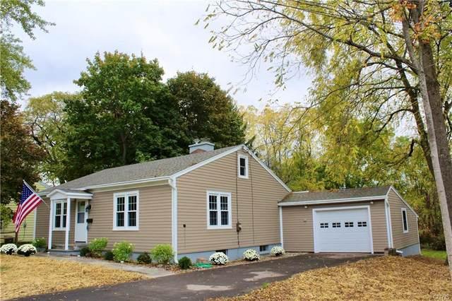 5 Lincklaen Terrace, Cazenovia, NY 13035 (MLS #S1372239) :: MyTown Realty