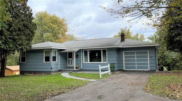 2157 State Route 89, Seneca Falls, NY 13148 (MLS #S1372281) :: Serota Real Estate LLC