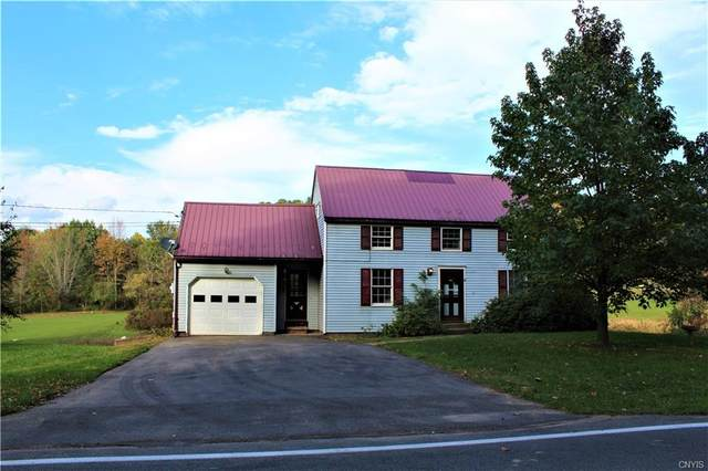 1387 County Route 9, Volney, NY 13069 (MLS #S1372292) :: Lore Real Estate Services