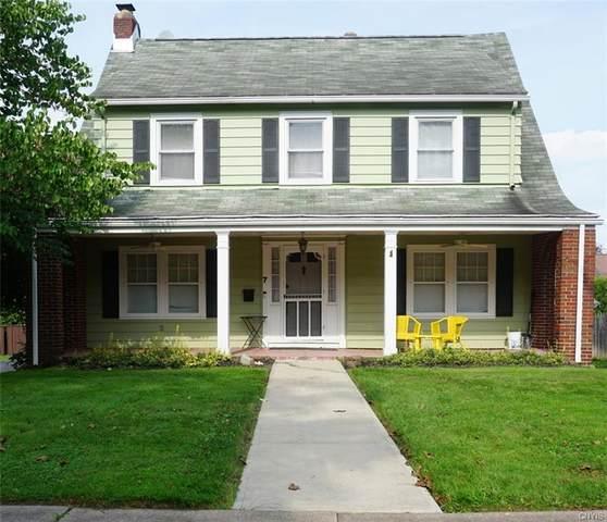 7 Geer Avenue, Utica, NY 13501 (MLS #S1372374) :: TLC Real Estate LLC