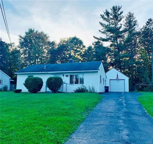 10 Mapledale Road, New Hartford, NY 13413 (MLS #S1372422) :: TLC Real Estate LLC