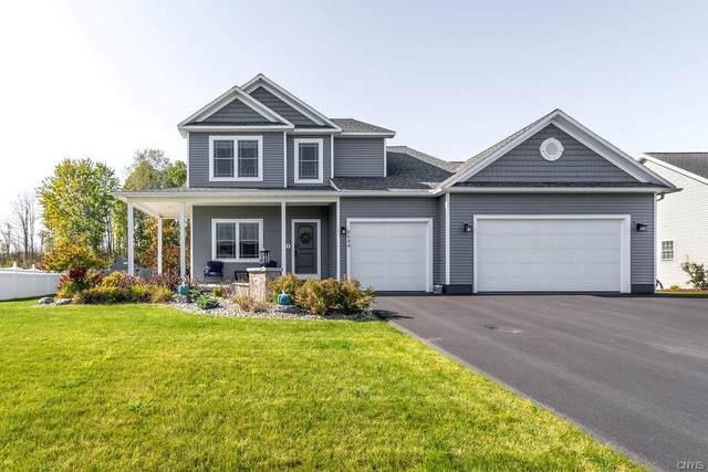 9644 Beaver Watch Path, Clay, NY 13029 (MLS #S1372449) :: Serota Real Estate LLC