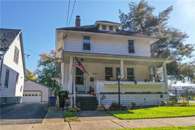 811 Bellinger Avenue, Herkimer, NY 13350 (MLS #S1372569) :: TLC Real Estate LLC