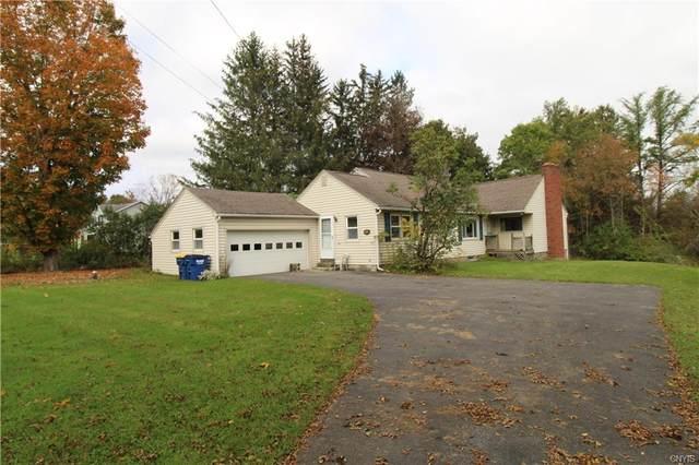 8471 Indian Hill Road E, Pompey, NY 13104 (MLS #S1372681) :: TLC Real Estate LLC