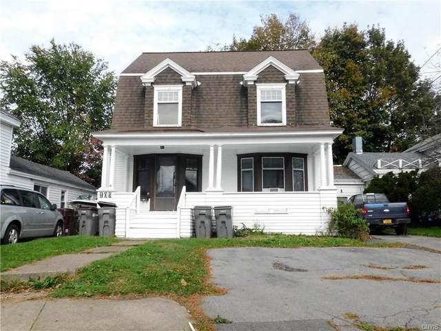 109 Stanwix Street, Rome-Inside, NY 13440 (MLS #S1372690) :: TLC Real Estate LLC