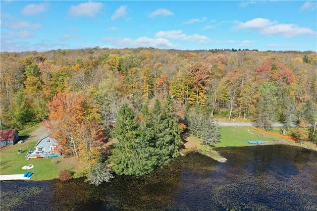 199 Cottage Lane, Plymouth, NY 13832 (MLS #S1372724) :: Serota Real Estate LLC
