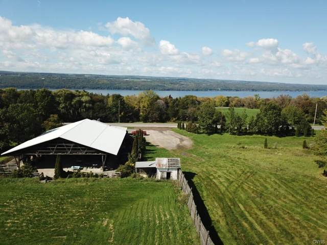 5806 State Route 414, Hector, NY 14841 (MLS #S1372795) :: Serota Real Estate LLC