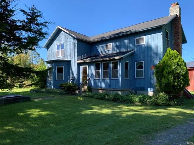 252 Honey Hill Road, Granby, NY 13069 (MLS #S1372858) :: Serota Real Estate LLC