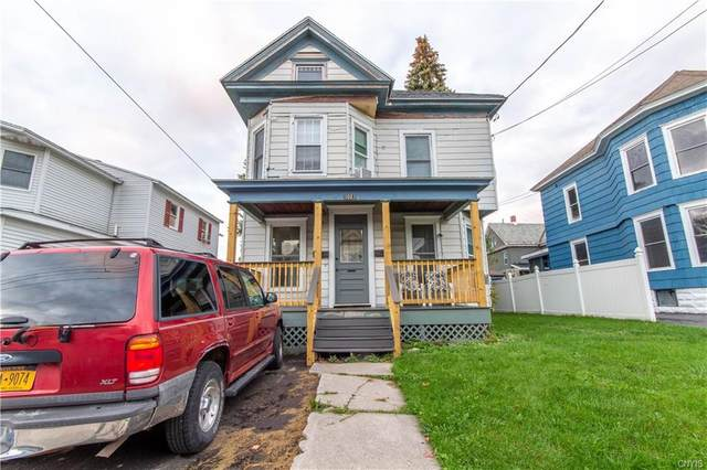1021 Boyd Street, Watertown-City, NY 13601 (MLS #S1372873) :: Thousand Islands Realty