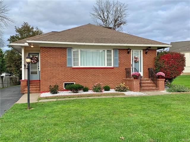 1015 James Street, Utica, NY 13501 (MLS #S1373046) :: TLC Real Estate LLC