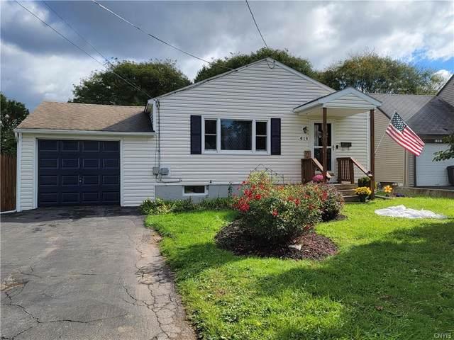618 Boston Road, Salina, NY 13211 (MLS #S1373077) :: Serota Real Estate LLC