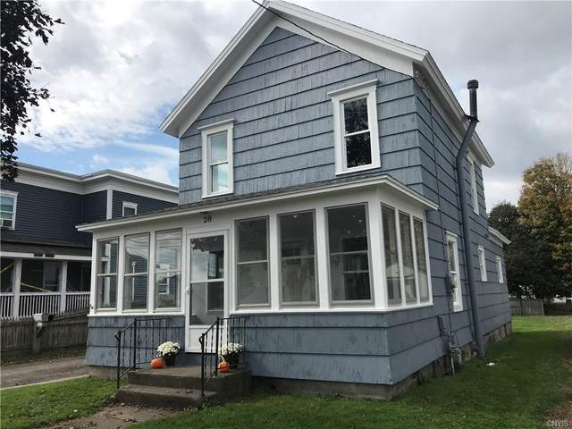 28 Pomeroy Street, Cortland, NY 13045 (MLS #S1373080) :: TLC Real Estate LLC