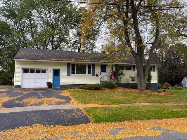 1349 Richards Drive, Watertown-City, NY 13601 (MLS #S1373129) :: TLC Real Estate LLC