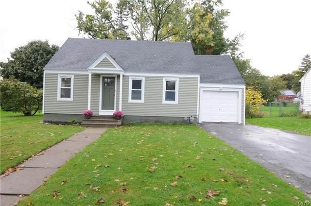 203 Winchester Drive, New Hartford, NY 13413 (MLS #S1373319) :: Serota Real Estate LLC