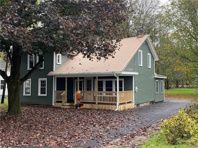 9240 Main Street, Western, NY 13486 (MLS #S1373350) :: Serota Real Estate LLC