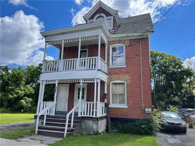 153 Hudson Street, Syracuse, NY 13204 (MLS #S1373392) :: Serota Real Estate LLC