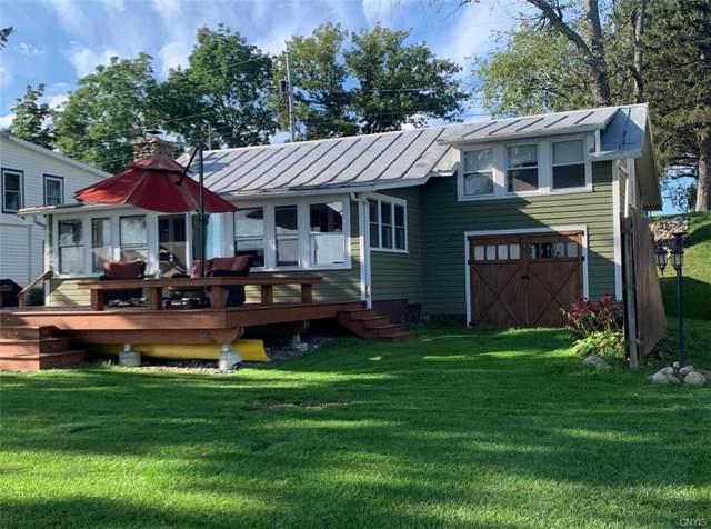 9094 Renshaw Bay Road, Ellisburg, NY 13636 (MLS #S1373411) :: Serota Real Estate LLC