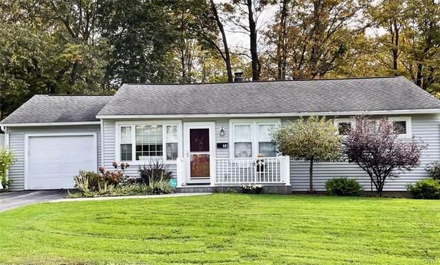 18 Forest Road, New Hartford, NY 13501 (MLS #S1373546) :: Serota Real Estate LLC