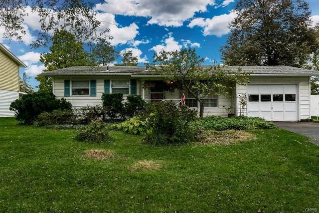 123 Washburn Drive, Dewitt, NY 13057 (MLS #S1373631) :: Serota Real Estate LLC