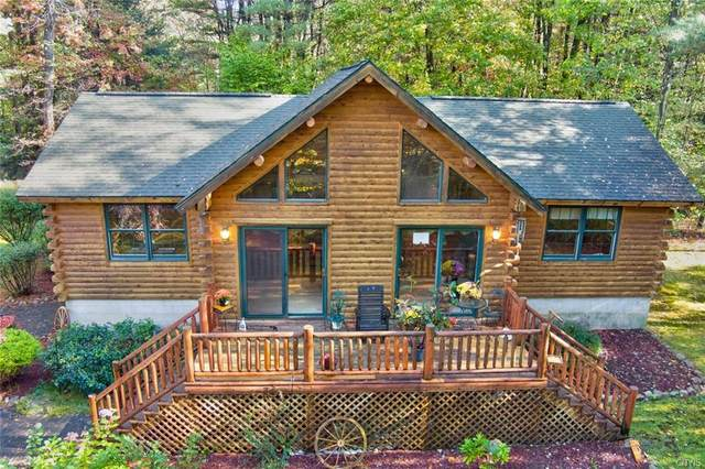 69 N Auringer Road, Constantia, NY 13044 (MLS #S1373662) :: Thousand Islands Realty