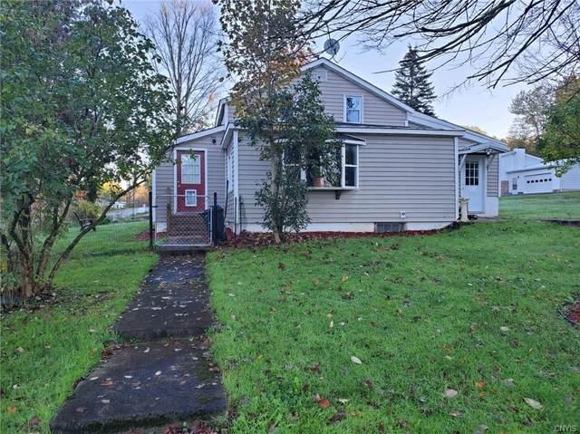7980 Kimball Road, Vienna, NY 13308 (MLS #S1373744) :: Serota Real Estate LLC