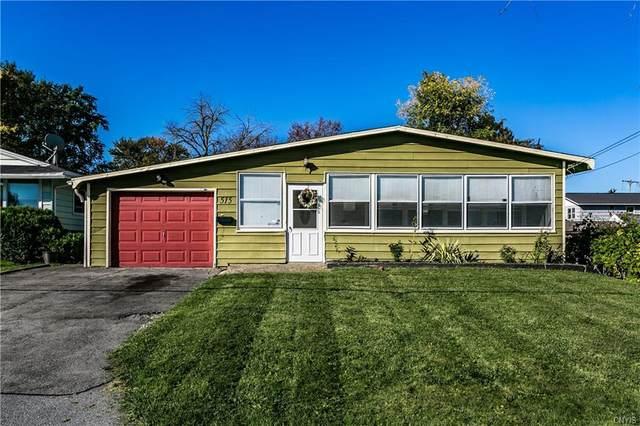 515 Westwood Avenue, Salina, NY 13211 (MLS #S1373749) :: Serota Real Estate LLC