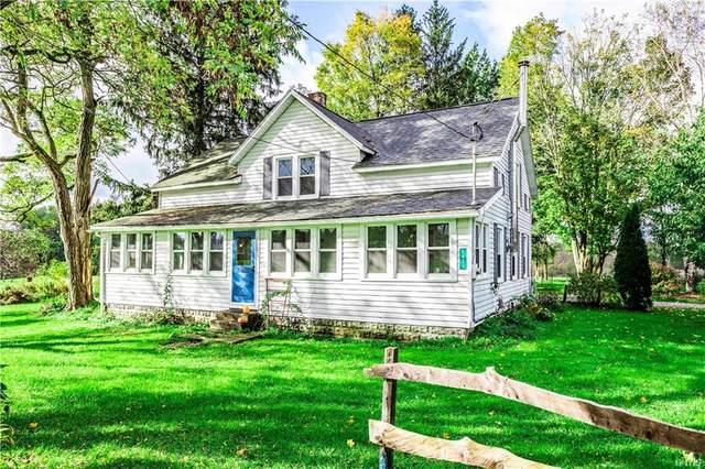 1671 Pompey Center Road, Fabius, NY 13063 (MLS #S1373767) :: Serota Real Estate LLC