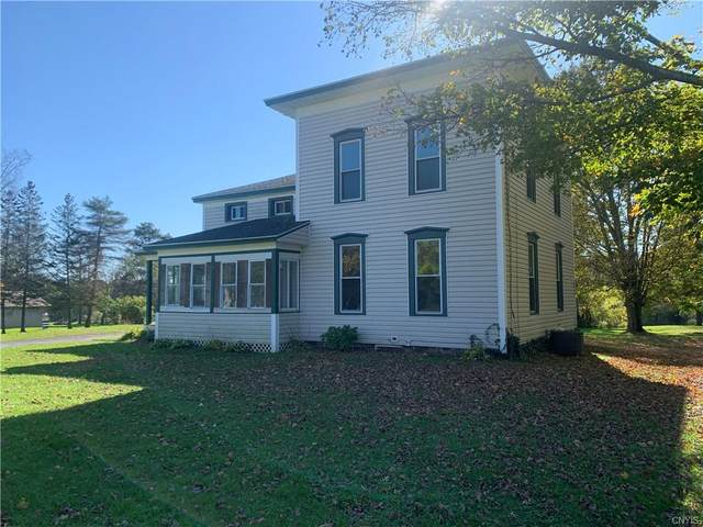 407 County Route 3, Granby, NY 13069 (MLS #S1373768) :: Serota Real Estate LLC