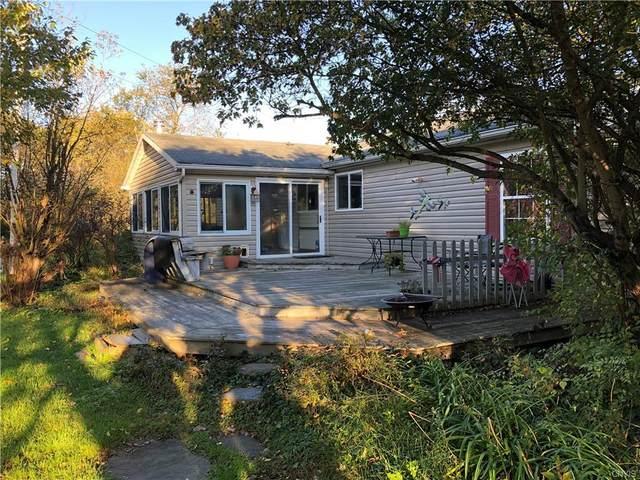 160 Southworth Road, Dryden, NY 13053 (MLS #S1373812) :: Serota Real Estate LLC