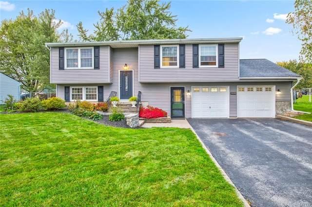 8156 Mantova Drive, Clay, NY 13041 (MLS #S1373822) :: MyTown Realty