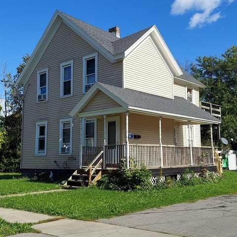 115 Coral Avenue, Syracuse, NY 13207 (MLS #S1373828) :: Serota Real Estate LLC